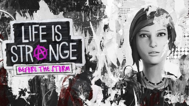 Life is Strange: Before the Storm official artwork and logo