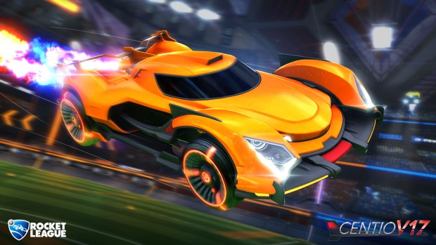 Centio from Rocket League's 2nd Anniversary Update