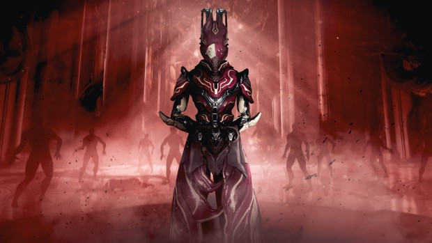 Warframe artwork for Chains of Harrow update