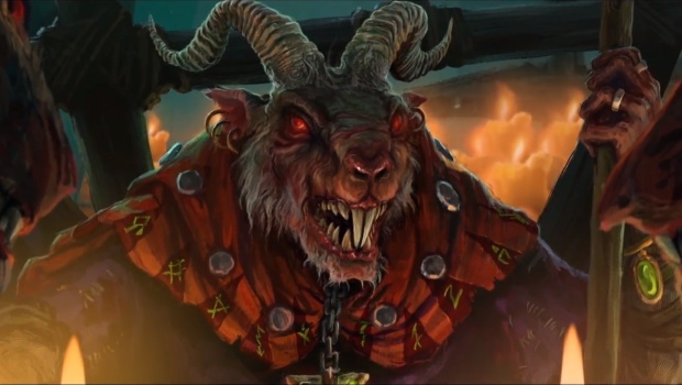 Total War: Warhammer 2 artwork for the Skaven lord Thanquol