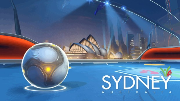New Overwatch Lucioball map set in Sydney, Australia