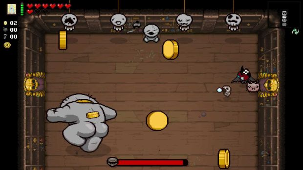 Ultra Greed from The Binding of Isaac: Afterbirth