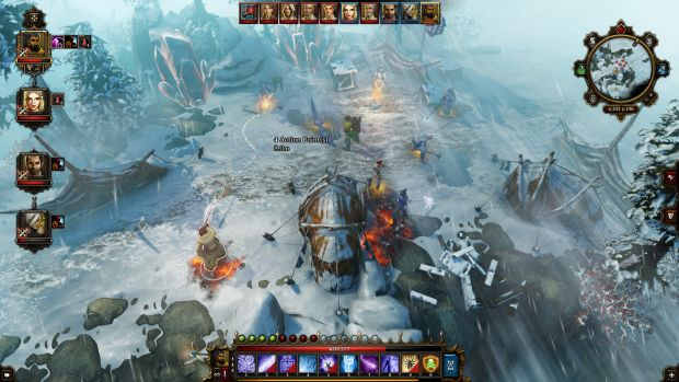 Divinity: Original Sin Enhanced Edition, the remastered version of the base game is now available on non PC platforms