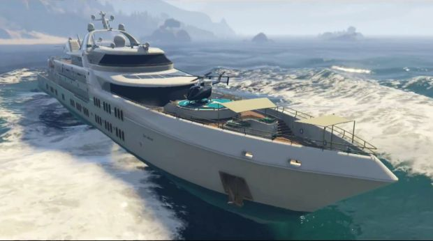 Upcoming GTA Online Update brings luxury bases and vehicles