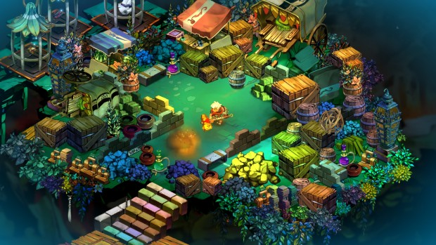 Bastion is elevated to a whole new level due to its excellent narrator