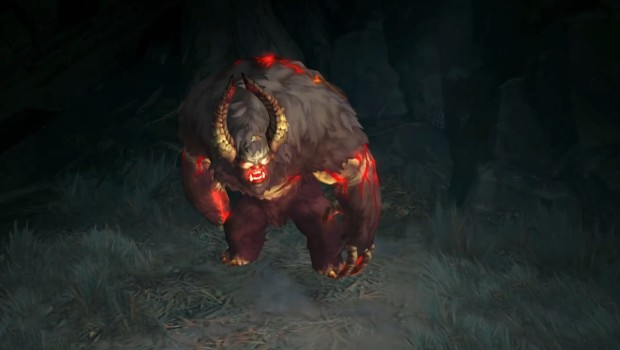 A new monster from Diablo 3's 2.4 patch called Greyhollow Island