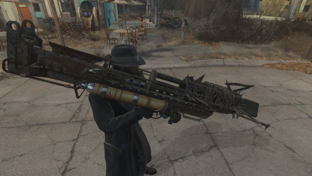 This Fallout 4 mod allows you to add any mod to your weapons resulting in some crazy combinations