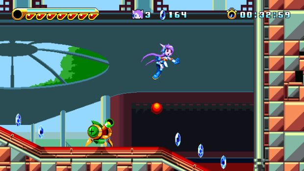 Freedom Planet 2 has been announced along with a story trailer