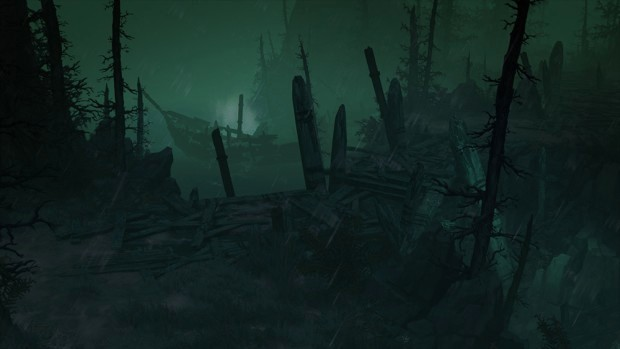 Diablo 3 patch 2.4 brings Greyhollow Island, a place where nature is slowly devouring old shipwrecks