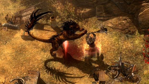 Grim Dawn Is Now Content Complete And Preparing For February
