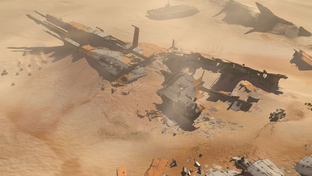 Homeworld: Deserts of Kharak is a prequel to the popular Homeworld RTS series and will be launching on January 20th 2016.