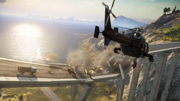 Just Cause 3 patch is out on PC and hopefully fixing all of the various issues players had with the game