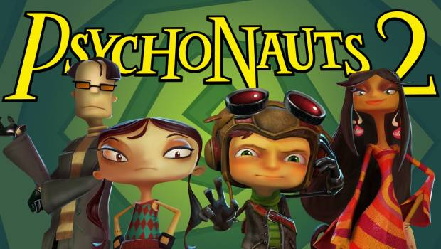 Psychonauts 2 has recently been funded on Double Fine's own Fig crowdfunding website