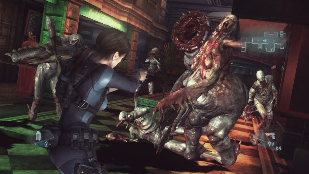 While not big on horror Resident Evil 4 & Revelations are good action/tps games