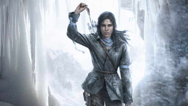 Rise of the Tomb Raider official artwork