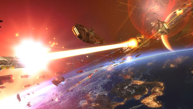 The Homeworld games are some of the most classic PC RTS games