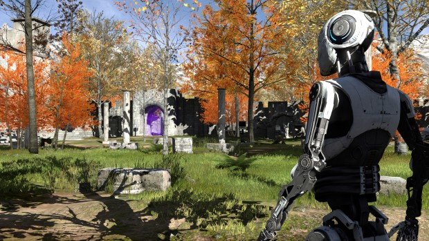 Talos Principle proved that Serious Sam developers are indeed capable of being serious