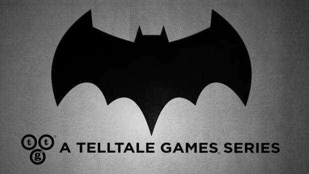 Telltale's Batman series logo