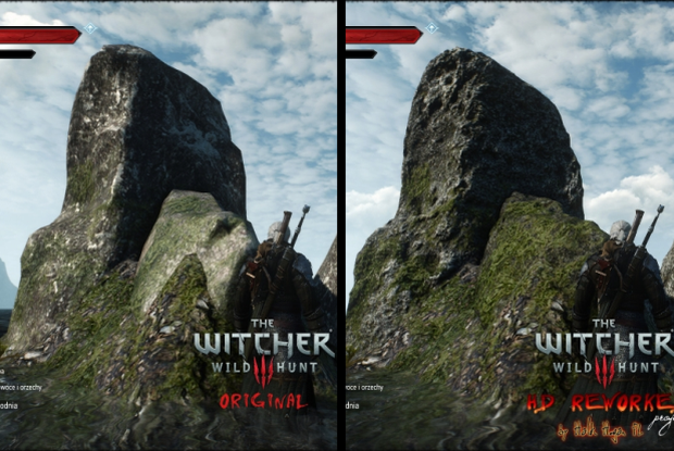 Witcher 3 HD Texture Mod Does Wonders For The Graphics