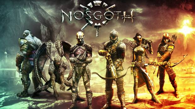 You Should Try is a series where I recommend you various games. Today that is Nosgoth
