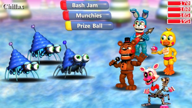 Five Nights at Freddy's gets a cutesy colorful RPG
