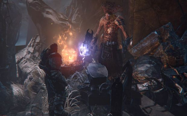 Lords of the Fallen features some great visuals and art design