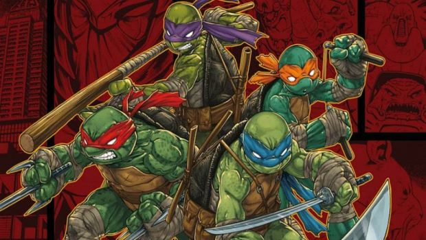 Teenage Mutant Ninja Turtles: Mutants In Manhattan has been officially announced by Platinum Games