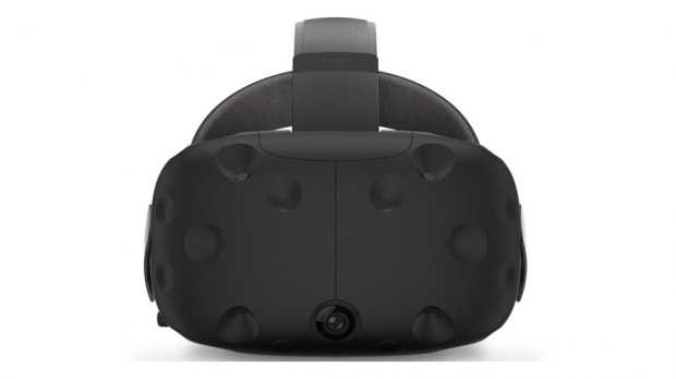 The recently redesigned Vive headset
