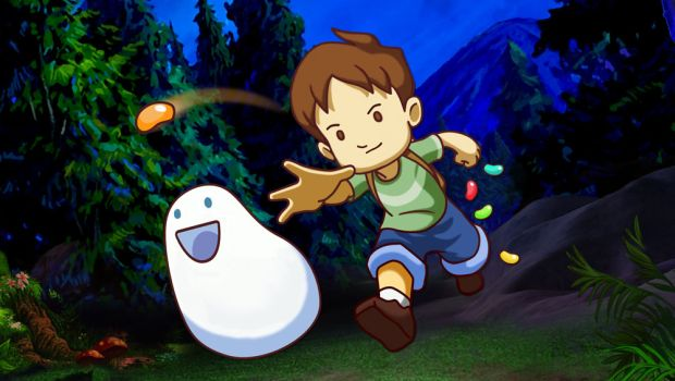 A Boy and His Blob are coming to the PC, PS4, Vita and Xbox One