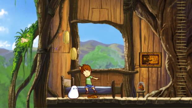A Boy and His Blob released on Steam this January 19th