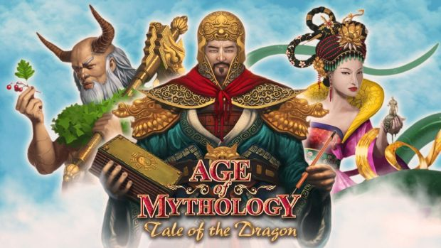 Age of Mythology is getting a new expansion called Tale of the Dragon in a few days