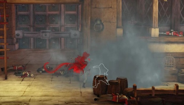 Assassins Creed Chronicles India can sometimes be easily cheated through