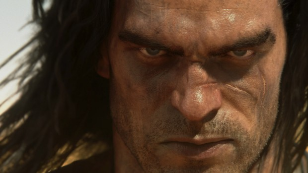 Conan the Barbarian from Conan Exiles