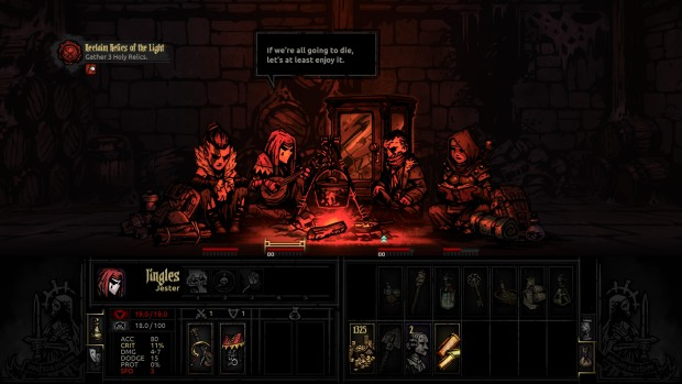 Darkest Dungeon is arriving on Steam, GOG & Humble Store on January 19th