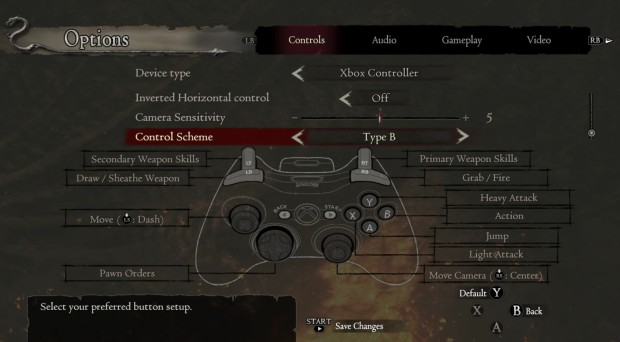 Dragon's Dogma PC port has great controller support