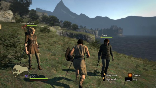 Dragon's Dogma PC has issues with pop up terrain