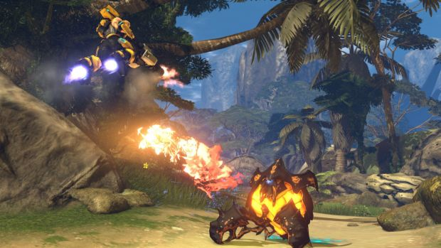 Firefall's patch 1.6 is trying to bring new life in to the game