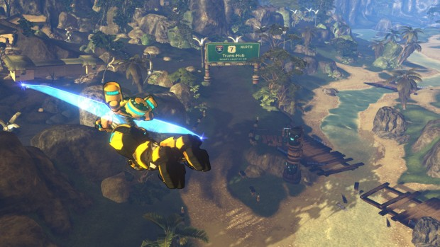 Firefall's Razor's Edge 1.6 Update is now live and with it plenty of character updates
