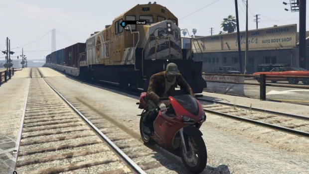 GTA V mod brings with it the hacking system from Ubisoft's Watch Dogs