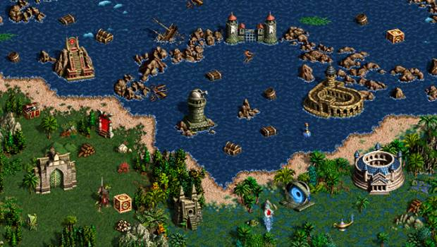 Horn of the Abyss is a community expansion to the excellent Heroes of Might and Magic III