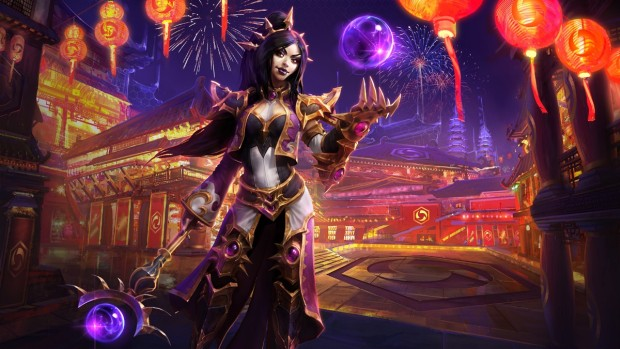 The latest upcoming hero for Heroes of the Storm is Li Ming the Wizard