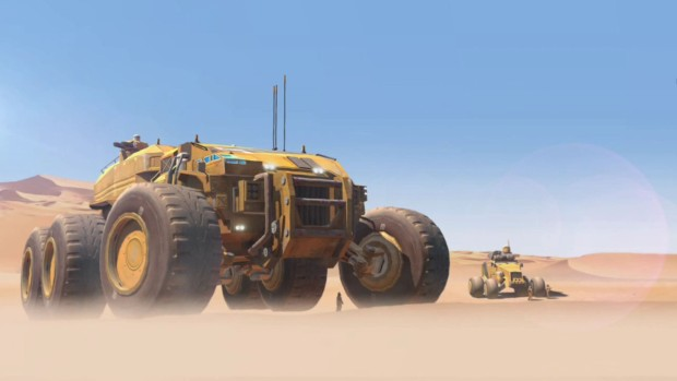My detailed and in-depth review of Homeworld: Deserts of Kharak