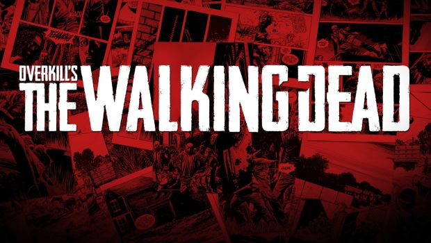 Overkill's The Walking Dead official logo