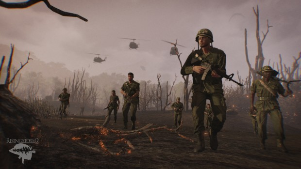 Tripwire Interactive detail their plans for Rising Storm 2: Vietnam