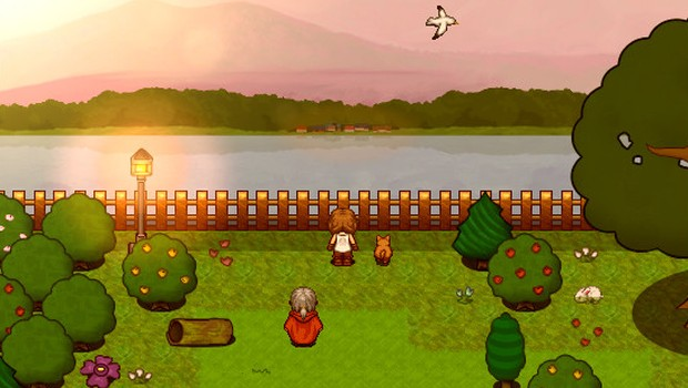 World's Dawn is a Harvest Moon inspired life sim