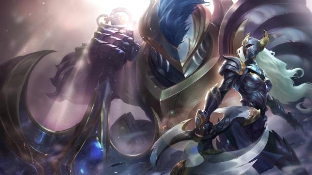 League of Legends Warden Sivir screenshot