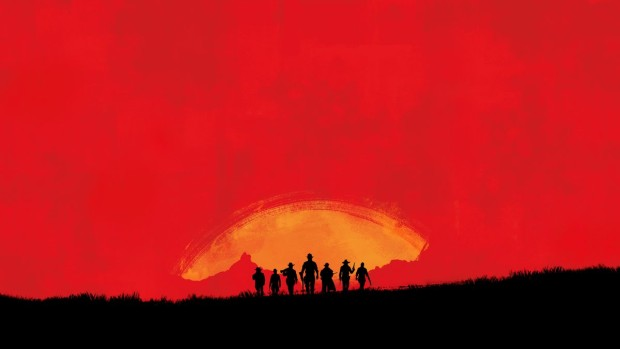 Red Dead Redemption 2 teaser artwork