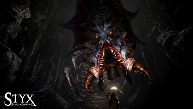 Styx: Shards of Darkness giant worm screenshot