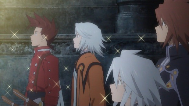 Tales of Symphonia PC screenshot