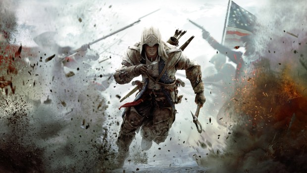 Assassin's Creed 3 official artwork without logo